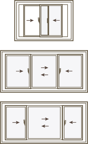 horizontal-sliding-window