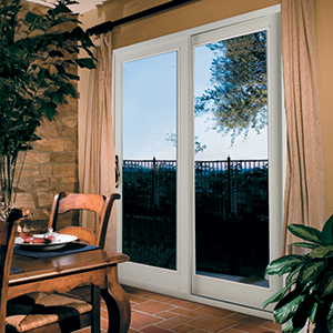 Vynl patio window modern patio outdoor for Vinyl window designs complaints